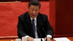 Xi takes unilateralism, protectionism, extreme egoism jibe at US