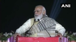 Nation giving befitting reply to expansionist forces, says PM Modi at Dev Deepawali Mahostav