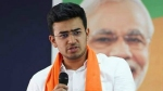 Every vote for Asaduddin Owaisi a vote against India: BJP MP Tejasvi Surya
