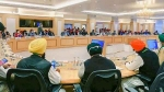 Farmers group observe 'maun vrat' at govt meeting; want 'yes' or 'no' answer to their demands