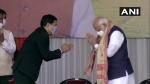 PM Modi reaches Assam, to distribute 1 lakh land allotment certificates