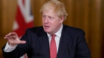 Britain's Boris Johnson presses Biden for new trade deal