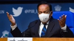 So blinded… Dr. Harsh Vardhan takes on Congress on COVID-19 vaccine