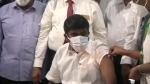 COVID-19 vaccine: Tamil Nadu health minister takes coronavirus jab