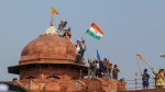 He is innocent, says family of man accused of hoisting religious flag at Red Fort