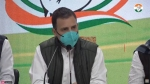 If anyone gets hurt, damage will happen to our country: Rahul Gandhi over farmers' protests