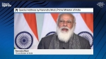 World Economic Forum: PM Modi addresses Davos Agenda Summit