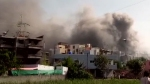 Massive fire breaks out at Serum Institute of India, Pune