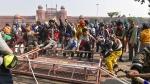 Farmer protest: MHA temporarily suspends internet