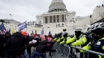 Rare sedition charge gains interest after US Capitol attack