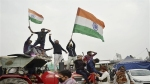 Farmers' tractor rally allowed to enter Delhi under strict vigil