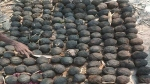Over 200 crude bombs recovered in poll bound Bengal