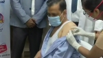 Delhi CM Arvind Kejriwal, his parents takes first dose of coronavirus vaccination
