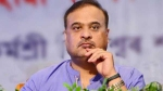 PM Modi, Amit Shah congratulate Himanta Biswa Sarma on taking oath as Assam Chief Minister
