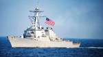 India expresses concern after US Navy ships carries out freedom of navigation ops