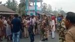4 shot dead as violent clashes erupt between TMC, BJP workers in Bengal