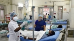 India reports 43,654 fresh COVID cases in 24 hours; active cases stay below 4 lakh