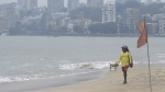 Strong winds hit Mumbai as Cyclone Tauktae takes over Arabian Sea
