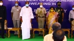 11 of 183 people at venue of Puducherry CM's swearing-in test positive for COVID-19