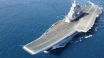 Minor fire on board INS Vikramaditya, all safe