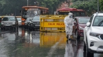 Weather update: Cloudy, pre-monsoon showers likely in Delhi today, says IMD