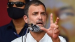 Arrest me too: Rahul Gandhi tweets poster criticising PM Modi's vaccine policy
