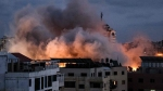 Days after ceasefire, Israel strikes Gaza in response to arson balloons