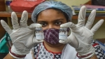 Govt expert panel approves Bharat Biotech's Covaxin phase-3 trials efficacy data