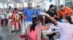 At 53.86 lakh, day 2 of Covid-19 vaccinations see big dip