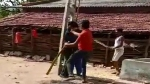 Gujarat shocker: Viral video shows Teenage tribal couple thrashed with sticks for eloping; 3 held