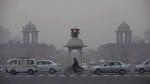 Delhi experiences humid morning