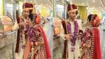Golgappa lover: Watch video of groom lovingly feed his bride
