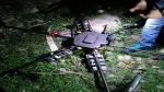 Indian security forces avert massive terror attack; Explosives-laden drone shot down in Jammu area