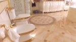 Watch: Golden toilet, kitchen found in Russian traffic cop's lavish mansion during bribery probe