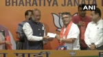 Manipur Assembly Elections 2022: Will work dedicatedly, says ex-state chief Govindas Konthoujam joining BJP