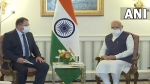 PM Modi meets Qualcomm CEO Cristiano R Amon in US, meeting to give fillip to India's 5G dream