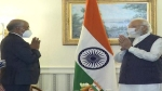 It's a pleasure to hear about Narendra Modi's vision: Adobe CEO after meeting PM in US