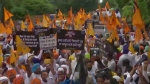Akali Dal defies section 144, goes on 'Black Friday' protest march against farm laws, traffic affected