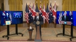 UK, Australia, US launch new trilateral Indo-Pacific alliance AUKUS
