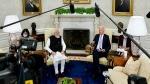 Indian PM Modi, US President Biden remember Mahatma Gandhi a week before his jayanti