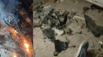 Bike's fuel tank explodes in Punjab; rider injured, reason of the explosion yet to be ascertained