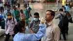 33 persons were affected with corona virus in a single day in Madurai