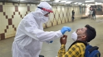 India reports 26,964 new Covid-19 cases, 383 deaths