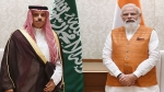 Saudi FM calls on PM Modi; bilateral cooperation, Afghanistan discussed