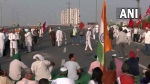 Bharath Bandh: Farmers block Delhi-Amritsar National Highway