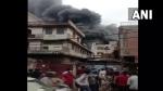 Fire breaks out at factory in Delhi's Mayapuri