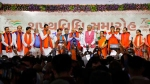 7 ministers in Gujarat government have declared pending criminal cases against them