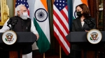 In meet with PM Modi, Kamala Harris refers to Pak terror role, agrees on need to monitor