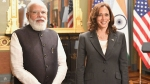 Climate change discussed meet between PM Modi, Kamala Harris