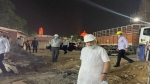 PM Modi inspects construction site of new Parliament building, spends an hour